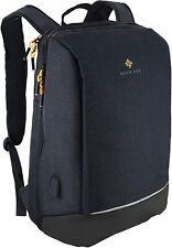 rooCase Balboa Laptop Backpack - Business Travel Work Backpack for Men & Women