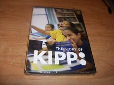 The Story of Kipp: The Knowledge Is Power Program DVD NEW