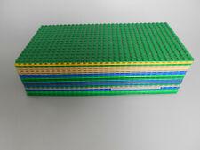 Tan piastra di base in beige sabbia colori 8x8 scanalata Merce Nuova 1 X LEGO ® City 41539