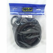 Taylor Wire - Vertex 38100 Black Convoluted Tubing, 3/8 in. I.D. - 25 ft. Long