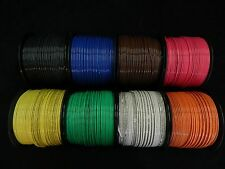 12 GAUGE THHN WIRE STRANDED PICK 2 COLORS 25 FT EACH THWN 600V CABLE AWG