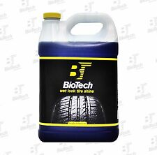 Wet Look Tire Shine / Silicone Tire Shine / Liquid Tire Shine 128 oz (1 Unit)