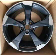"19 Genuine Audi RS3 8.5J x 19 ""  Diamond 8V0601025FD SINGLE REAR"