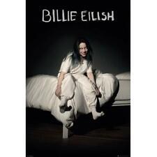 Billie Eilish Póster Cama 128 Mercancía Oficial