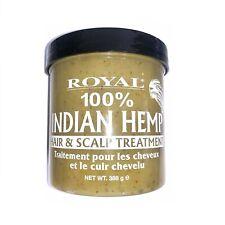 Royal 100% Indian Hemp Hair and Scalp Treatment 388g