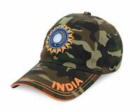 Men's Cotton Sports Casual Cricket Cap Team India ODI | T20 | IPL Supporter UK