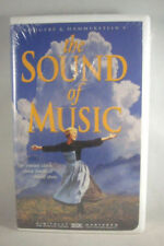 THE SOUND OF MUSIC * VHS * RODGERS & HAMMERSTEIN * BRAND NEW & SEALED CLAMSHELL