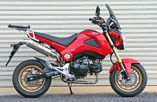 MSX125 / GROM / Full Exhaust System / OUTEX