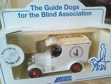 LLEDO DIECAST MODEL VAN MORRIS BULLNOSE GUIDE DOGS FOR BLIND ELLINGTON FAMILY