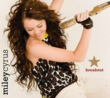 MILEY CYRUS - BREAKOUT (NEW CD)