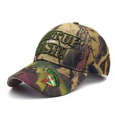 Camo Cap Spring Summer Army Camouflage Mens Cadet Casquette Desert Hat Fishing