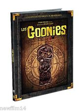 LOS GOONIES DIGIBOOK DVD EDICION LIBRO NUEVO ( SIN ABRIR ) STEVEN SPIELBERG