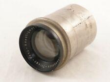 Rare Rodenstock Trinar Proj. Anastigmat 100 mm 1:2,8 projection lens