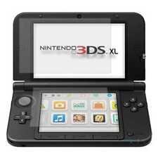 4x Lamina protector de pantalla para Nintendo 3DS XL film transparente Screen