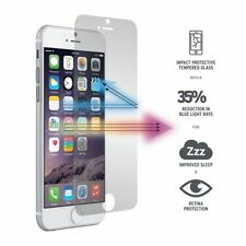 Tempered Glass Blue Glossy Screen Protectors
