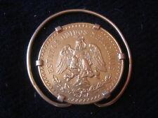 TRES RARE PIECE EN OR 50 PESOS MEXIQUE 1946 /37,5 GR ORO PURO