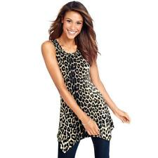 ~Avon~ Leopard-Print Blouse ~ Sz. M(10-12) ~ New Factory Sealed ~
