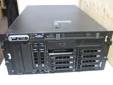 Dell PowerEdge 2900 2x Intel Xeon Quad Core X5470 @ 3.33GHz 48GB RAM 10x 450GB
