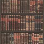 Papel Pintado Rasch - DE LUJO Estante Para Libros Biblioteca/Estantería Galería