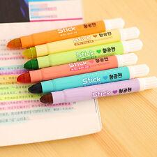 New Cute Novelty Highlighter Marker Pen Stationery Colorful Novelty Pens