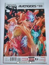 The Avengers #33  (2013 5th Series) High Grade Collectible Comic Book MARVEL!