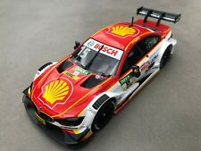 "Carrera Digital 132 30856 BMW M4 DTM "" A. Farfus, No. 15"" Karosse+Chassis LICHT"