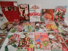 Annalee Doll Catalogs Lot