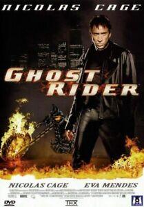 DVD - GHOST RIDER / NICOLAS CAGE, EVA MENDES, MARVEL, M6 VIDEO