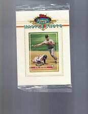 "1993 STADIUM CLUB MASTER PHOTO 5 X 7 CAL RIPKEN JR ""SEALED"""