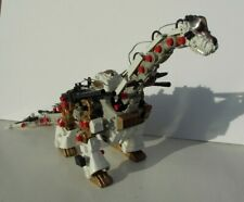 Techno Zoids Assembled Model Kit, Battlesaurus. For Parts or Repair. Incomplete.