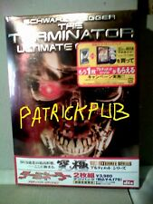 TERMINATOR ULTIMATE EDITION DIGIPACK  2 DVD  SIGILLATO  NO BLU RAY