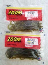 "2-Packs Zoom 8"" Lizard Fishing Lure 9Pkg (033-120 & 033-304) - Free Shipping -"