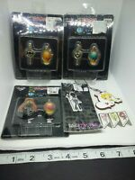11pc Magica madoka figure keychain strap charm pin badge Japan kawaii anime lot