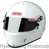 Simpson DR 2 Auto Racing Helmet SA2015 - All Sizes & Colors