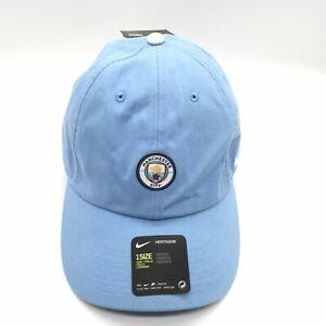 Manchester City Nike BallCap Light Blue 1 Size  Unisex Heritage86