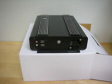 Aluminum Car/Industrial PC Casing w/ Power Board and A/C Adapter and CPU Fan