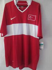 Turkey 2008-2010 Home Football Shirt Size XL BNWT /10476