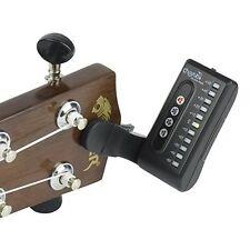 USA Clip on Chromatic Electronic Guitar Tuner Acoustic Bass Violin Ukulele Tuner