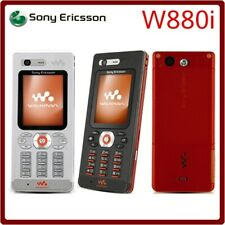 Original Sony Ericsson w880 w880i Cell Phones Unlocked w880 Mobile Phone 3G