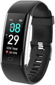 ANCwear Fitness Tracker Watch, Activity Tracker Health Exercise Watch with Heart