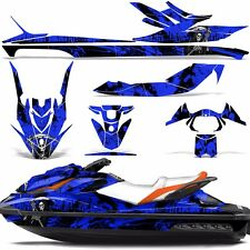 Decal Graphics Kit Jet Ski Wrap Bombardier Parts Sea-Doo GTI SE130 11-14 REAP U