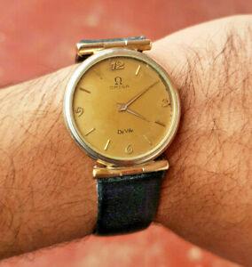 Watch Omega De Ville Vintage Slim Case Quartz Dress Cal.1365