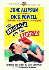 REFORMER & THE REDHEAD - (1950 June Allyson) Region Free DVD - Sealed