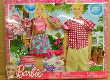BARBIE & KEN  FASHION SET...NRFB....LOT 04