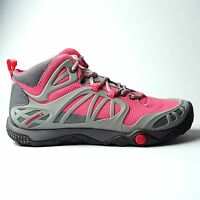 Merrell Womens Proterra Vim Mid Sports Trekking Trainer Shoes PinkColor SIZE:7~9