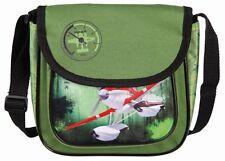 Disney Planes Kindergartentasche Umhängetasche Vorfach Klettverschluss NEU NEW