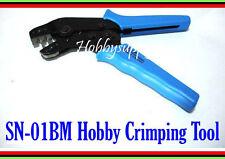 SN-01BM Crimping Plier for D-SUB ZH XH PH 2.0 EH SM Dupont KT2510 MOLEX JST JR