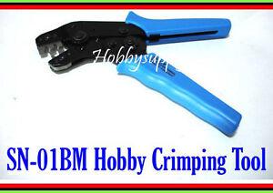 Crimper 2.54mm D-SUB ZH XH PH EH SM Dupont KT2510 JST JR SN-01BM Crimping Plier