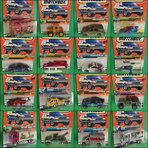Matchbox 2000 Logo Series 1 Of 10000 Produced Still In Blisters MINT NEW