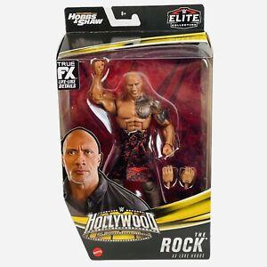 "Mattel WWE Elite Collection Hollywood The ROCK Luke Hobbs 6"" Inch Figure NEW"